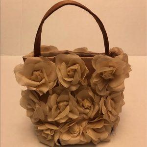 Handbags - Clutch floral bag